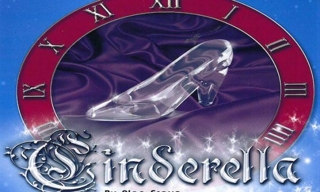 Cinderella Pantomime 2017