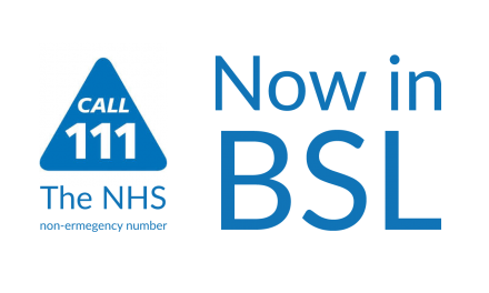 NHS 111 BSL Service