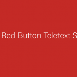 BBC Red Button Teletext Saved