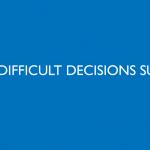 CCG Difficult Decisions Survey